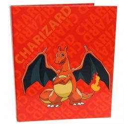 Carpeta A4 Charizard Pokemon anillas - Imagen 1