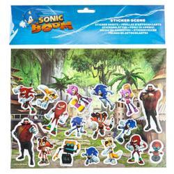 Pegatinas Sonic - Imagen 1
