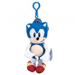 Peluche llavero Sonic The Hedgehog 20cm - Imagen 1