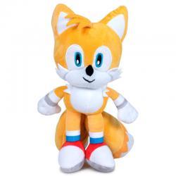 Peluche Tails Sonic soft 30cm - Imagen 1
