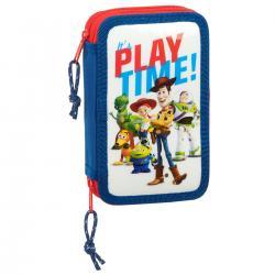 Plumier Toy Story Disney doble 28pzs - Imagen 1