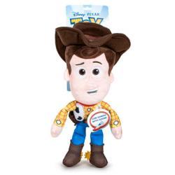Peluche Woody Toy Story 4 Disney Pixar 30cm sonido - Imagen 1
