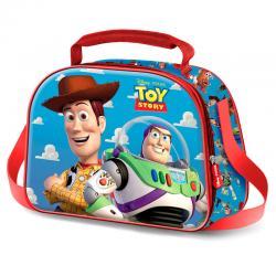Bolsa portameriendas 3D Buzz and Woody Toy Story Disney - Imagen 1
