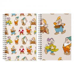 Bloc notas Siete Enanitos Disney Seven - Imagen 1