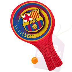 Palas + pelota FC Barcelona - Imagen 1