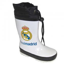 Botas agua Real Madrid cierre ajustado - Imagen 1