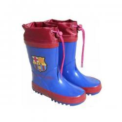 Botas agua FC Barcelona escudo cierre ajustable - Imagen 1