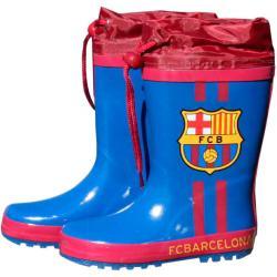 Botas agua azules cierre ajustable FC Barcelona - Imagen 1