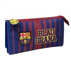 Portatodo FC Barcelona triple - Imagen 1