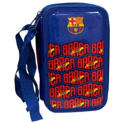 Plumier FC Barcelona triple - Imagen 1