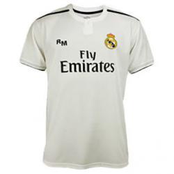 Camiseta Real Madrid blanco junior - Imagen 1