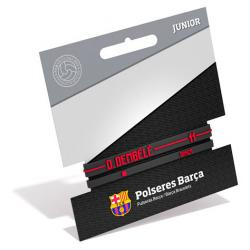 Pulsera player Dembele FC Barcelona junior - Imagen 1
