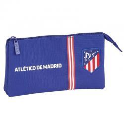 Portatodo Atletico Madrid Blue triple - Imagen 1