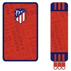 Plumier Atletico Madrid triple - Imagen 1