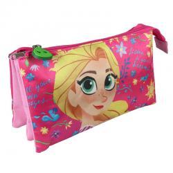 Portatodo Rapunzel Disney triple - Imagen 1