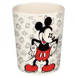 Vaso Mickey 90 years Disney bambu - Imagen 1