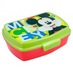 Sandwichera Funny Mickey Disney - Imagen 1