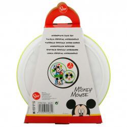 Set desayuno premium Mickey Disney - Imagen 1