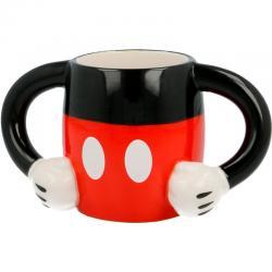 Taza 3D Cuerpo Mickey Disney - Imagen 1