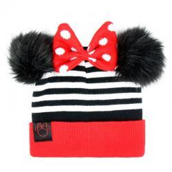Gorro Minnie Disney jacquard Premium - Imagen 1