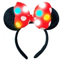 Diadema luz Minnie Disney - Imagen 1