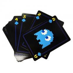 Baraja cartas Pac Man - Imagen 1