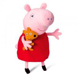 Peluche Peppa Pig con voz 31cm - Imagen 1