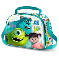 Bolsa portameriendas 3D Monstruos S.A. Disney Pixar - Imagen 1
