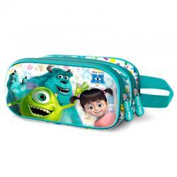 Portatodo 3D 3D Monstruos S.A. Disney Pixar doble - Imagen 1