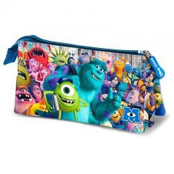 Portatodo Monstruos S.A. University Disney Pixar triple - Imagen 1