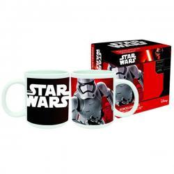 Taza Star Wars Stormtrooper porcelana - Imagen 1