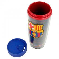 Taza viaje FC Barcelona 533ml - Imagen 1