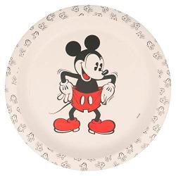 Plato Mickey 90 years Disney bambu - Imagen 1
