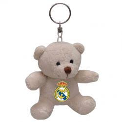Llavero Osito Real Madrid 8cm - Imagen 1