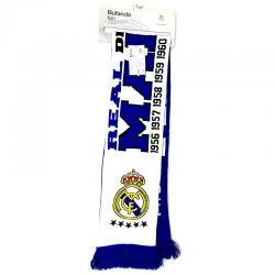 Bufanda Fan Real Madrid desde 1902 doble - Imagen 1
