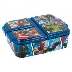 Sandwichera multiple Vegadores Avengers Marvel - Imagen 1