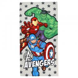 Toalla Vengadores Avengers Marvel microfibra - Imagen 1