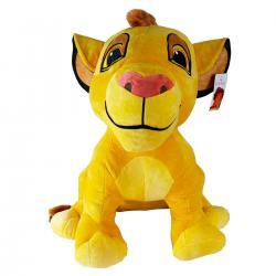 Peluche gigante Simba El Rey Leon Disney soft 58cm - Imagen 1