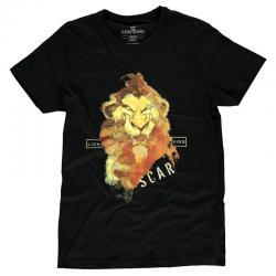 Camiseta Scar El Rey Leon Disney - Imagen 1