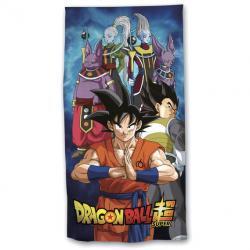 Toalla Dragon Ball Super microfibra - Imagen 1