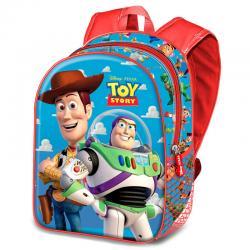 Mochila 3D Buzz and Woody Toy Story Disney 31cm - Imagen 1
