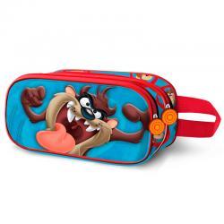 Portatodo 3D Taz Looney Tunes doble - Imagen 1