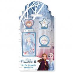 Set sellos Frozen 2 Disney - Imagen 1