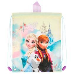 Bolsa saco merienda Frozen Disney - Imagen 1