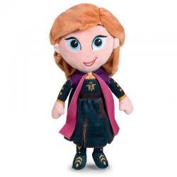 Peluche Anna Frozen 2 Disney 30cm - Imagen 1