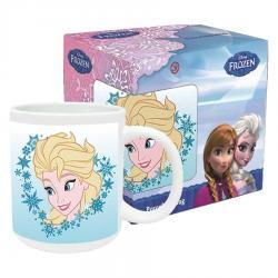 Taza Frozen Disney Elsa ceramica - Imagen 1