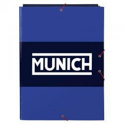 Carpeta A4 Munich Retro solapas - Imagen 1
