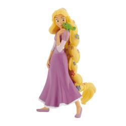Figura Rapunzel Disney flores - Imagen 1