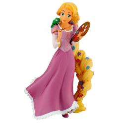 Figura Rapunzel Disney pintura - Imagen 1