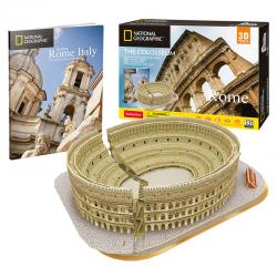 Puzzle 3D Colosseum National Geographic - Imagen 1